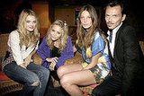 Lily Donaldson, Mary-Kate Olsen, Daria Werbowy, Matthew Williamson