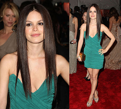The Met's Costume Institute Gala: Rachel Bilson