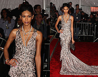 The Met's Costume Institute Gala: Chanel Iman