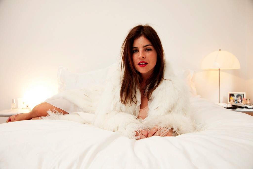 Sneak Peek of Julia Restoin-Roitfeld's Boudoir!