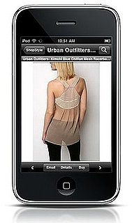 Download ShopStyle's iPhone Application