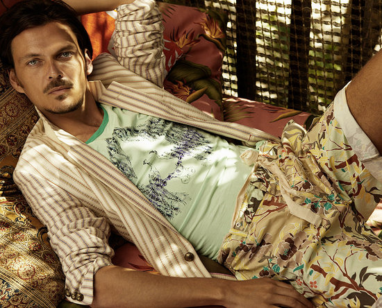 Pictures of Matthew Williamson For H&amp;M Mens Collection