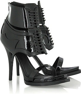 Givenchy Leather Cutout Sandals: Love It or Hate It?
