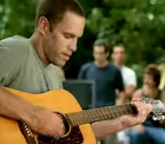 "FABTV: Jack Johnson ""Taylor"""
