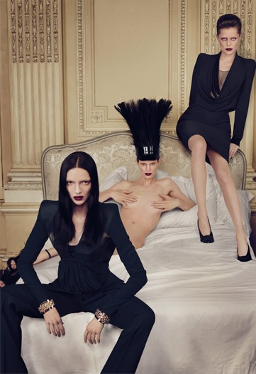 Fab Ad: Givenchy Fall '09