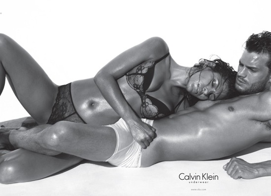 Eva Hotness for Calvin Klein Fall '09