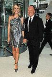 Heidi Klum & Michael Kors