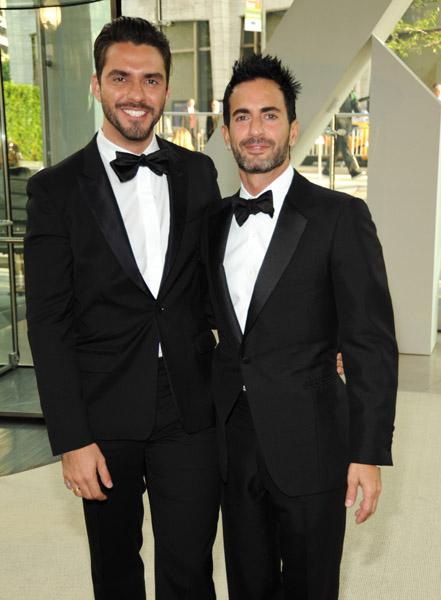 Lorenzo Martone & Marc Jacobs