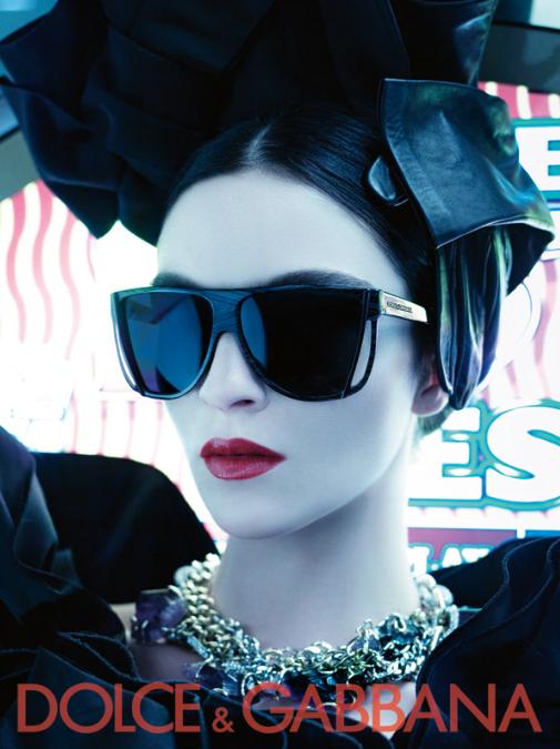 Dolce & Gabbana Fall '09 Ad
