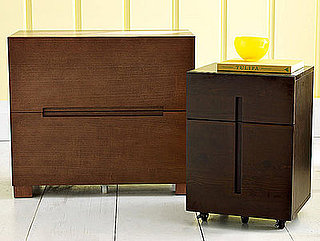 Steal of the Day: West Elm Wide Two-Drawer File Cabinet