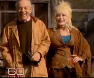 Dolly Parton Talks About Wanting to Be a Piglet on 60 Minutes