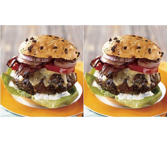 Jalapeño Cheeseburgers