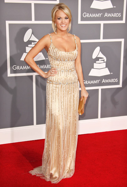 Ladies Grammy Red Carpet