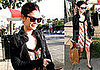 Rachel Bilson Shopping in LA