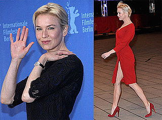 Photos of Renee Zellweger at My One and Only Press Conference and Premiere