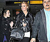 Photo of Jessica Simpson at LaGuardia