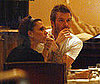 Photo of David Beckham and Victoria Beckham on a Date at London's Claridges