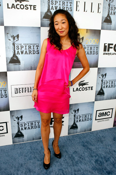 Sandra Oh Photos
