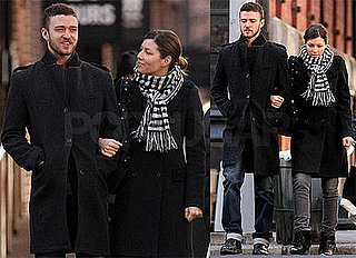 Photos of Justin Timberlake and Jessica Biel Together in New York City