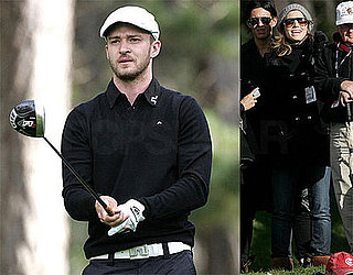 Photos of Justin Timberlake and Jessica Biel at Pebble Beach