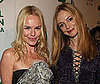 Photo of Kate Bosworth and Heather Graham at a Global Green Party
