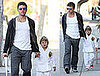 Photos of Ryan Phillippe and Deacon Phillippe in Karate Outfit in LA