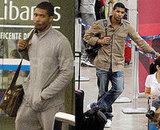 Usher in Brazil