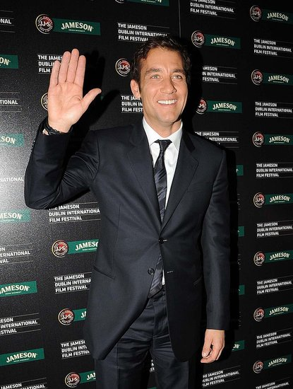 Clive Owen Suits Up