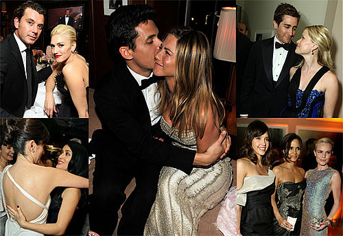 Photos of Jennifer Aniston, John Mayer, Gwen Stefani, Kate Winslet, Penelope Cruz at Vanity Fair Oscar Party in LA