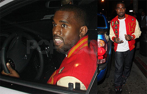 Photos of Kanye West and Amber Rose in LA, Storytellers Episode Airing Saturday on VH1