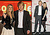 Photos of Jennifer Aniston and Owen Wilson Promoting Marley and Me in Germany and on Wetten dass