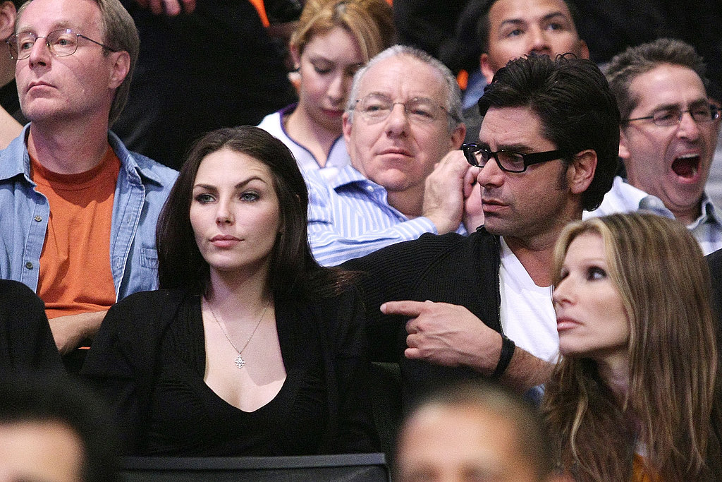 Celebrities Watch the Lakers
