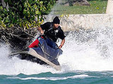 Chris Brown in Miami 02/28/09
