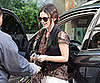 Photo of Rachel Bilson Flashing Her Engagement Ring