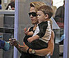 Photo of Sheryl Crow and Her Son Wyatt at LAX
