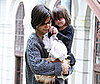 Photo of Suri Cruise and Katie Holmes Out in LA