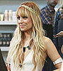 PopSugar Interview With Nicole Richie on House of Harlow 1960 at Kitson in LA