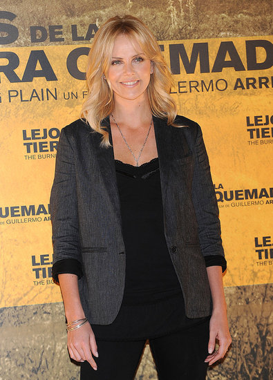 Charlize in Madrid
