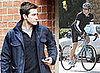 Photos of Jake Gyllenhaal Bike Riding in LA