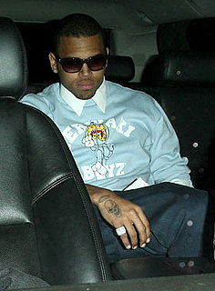 Photo of Chris Brown, Who Is Being Charged With Two Felonies
