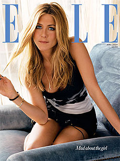 Jennifer Aniston For Elle UK April 2009