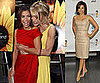 Photos of Eva Longoria, Felicity Huffman, Jodie Foster, Elle Fanning, Marcia Cross at Phoebe in Wonderland, and Eva at PADRES