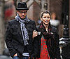 Photo of Justin Timberlake and Jessica Biel in NYC