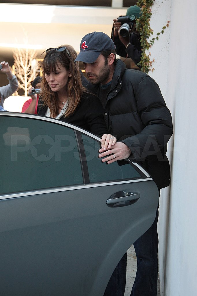 Seraphina Affleck Makes Her Debut