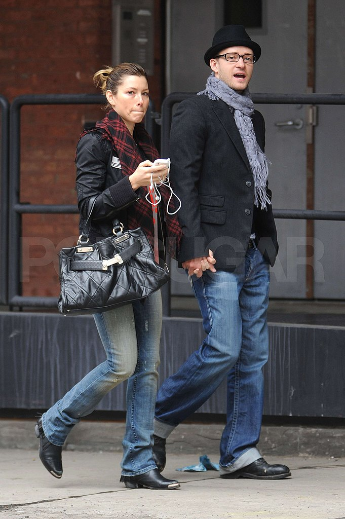 Justin and Jessica in NYC