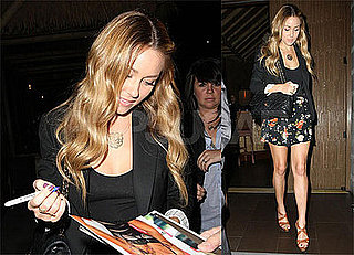 Photos of Lauren Conrad in LA 2009-03-13 14:30:00
