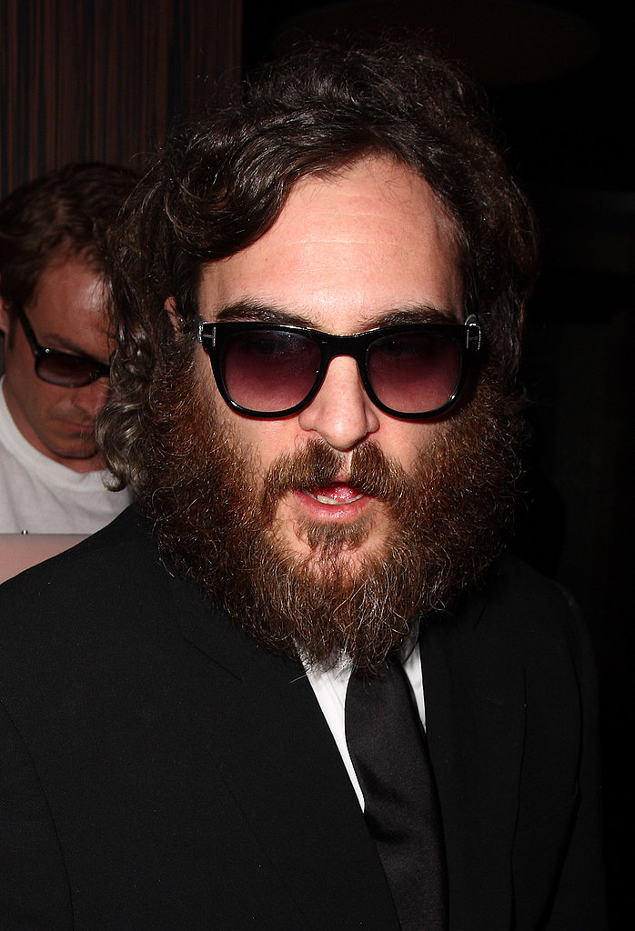 Joaquin Phoenix in Miami