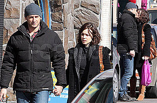 Photos of Rachel McAdams and Josh Lucas Kissing in Toronto