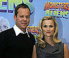 Photo of Reese Witherspoon and Kiefer Sutherland at a Monsters vs Aliens Photo Call in Berlin