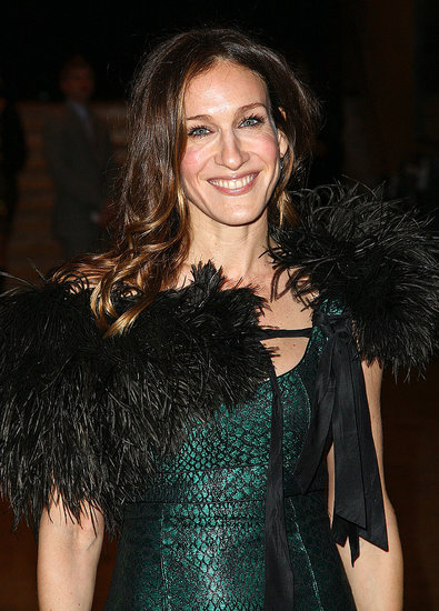 Sarah Jessica Parker Goes to the Ballet